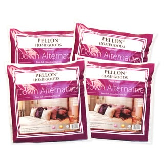Pellon Down Alternative Pillow Insert (4 Pack)