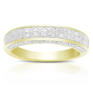 Finesque 1/3 ct TDW Diamond Band Ring