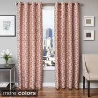Softline Dighton Geometric Grommet Top Panel