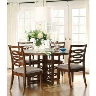 Somerton Dwelling Claire de Lune Pedestal Table