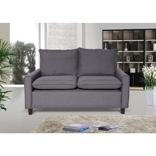 Link to Blaire Fabric Modern Loveseat Similar Items in Living Room Furniture