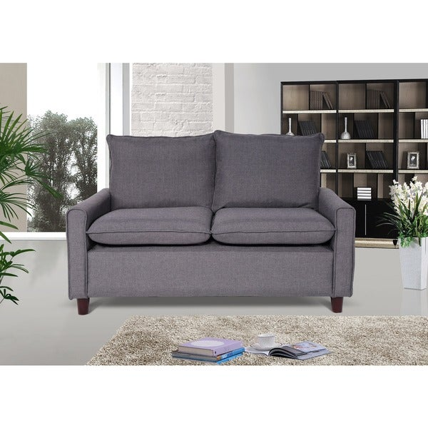 Blaire Fabric Modern Loveseat. Opens flyout.