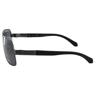 Guess Mens GU6751 Aviator Sunglasses