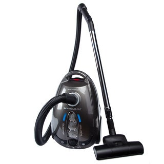 Soniclean Galaxy 1150 Canister Vacuum Cleaner with BONUS bags and Filter