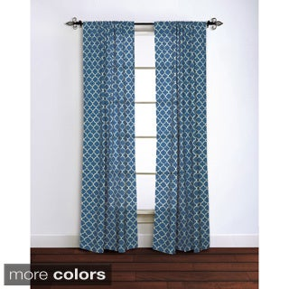 Rizzy Home Moroccan Window Panel (More options available)