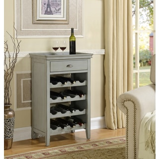 Christopher Knight Home One Drawer Wine Server