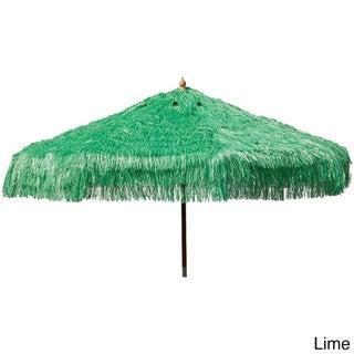 9-foot Palapa Tiki Wooden Umbrella Patio Pole
