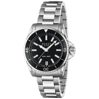Gucci Women's YA136403 'Dive' Stainless Steel Watch