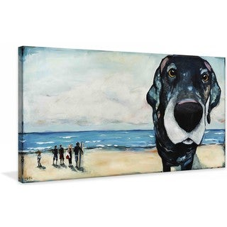 Marmont Hill - Macdaddy by Tori Campisi Painting Print on Canvas (3 options available)