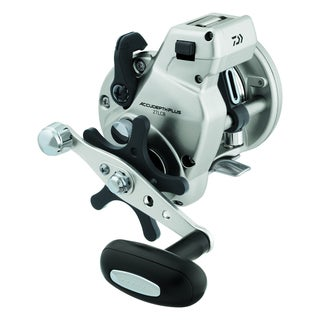 Accudepth 27 Linecounter Reel - Left Hand