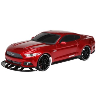 New Bright 1:10 6.4V 2.4GHz Remote Control Red Ford Mustang