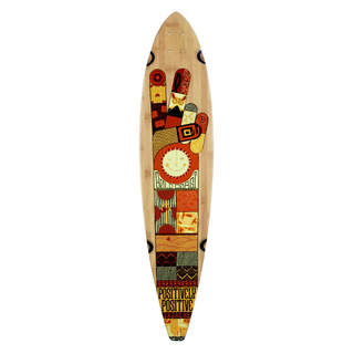 GoldCoast Origin Pintail Longboard Deck
