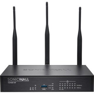 SONICWALL TZ400 WIRELESS-AC TOTALSECURE 1YR