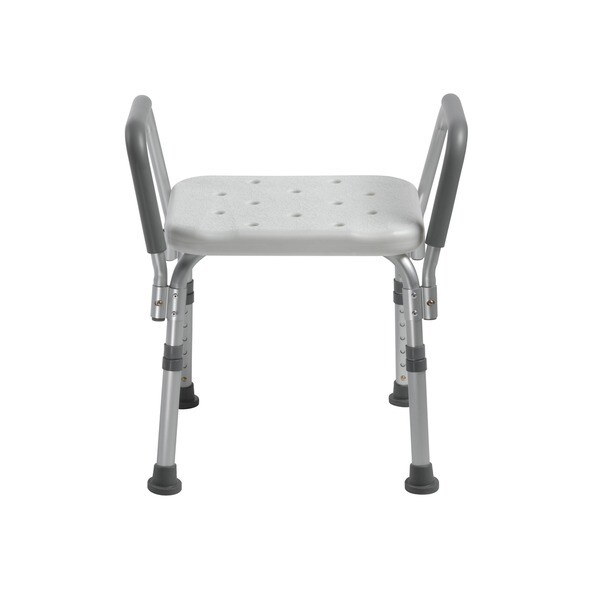 Shop Drive Medical Knock Down Bath Bench With Padded Arms