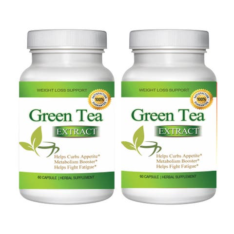 Green Tea Extract for Weight Loss (120 Capsules)