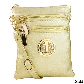 MKF Collection Arabelle Crossbody Handbag by Mia K. Farrow