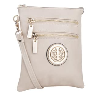 MKF Collection Arabelle Crossbody Handbag by Mia K. Farrow|https://ak1.ostkcdn.com/images/products/10416315/P17516284.jpg?impolicy=medium