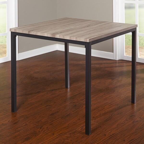 Shop Simple Living Seneca Counter Height Table Grey