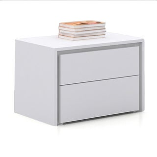 ZEN Collection High Gloss Lacquer Nightstand/ End Table by Casabianca Home