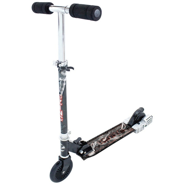 Zinc Ignite Scooter with Vapor Exhaust Effects