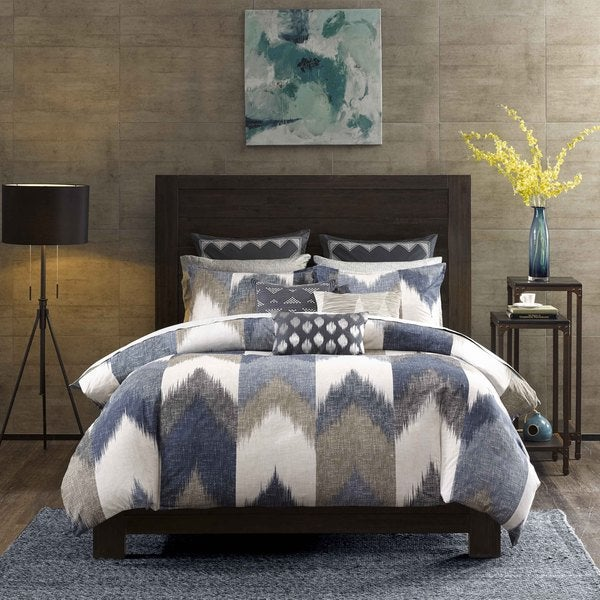 Ink+Ivy Alpine 3-piece Cotton Comforter Mini Set