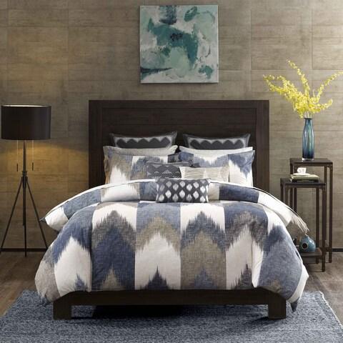 Carson Carrington Jonava 3-piece Cotton Comforter Set