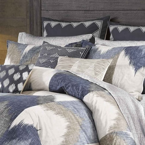 Carson Carrington Jonava 3-piece Cotton Duvet Cover Set