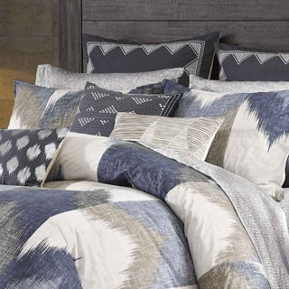 Ink+Ivy Alpine 3-piece Cotton Duvet Cover Set