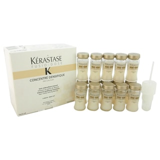 Kerastase Fusio-Dose Concentre Densifique Intensive Bodifying Treatment (15 x 0.4-ounce)