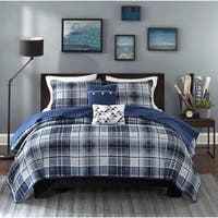Intelligent Design Dexter 5-piece Coverlet Set