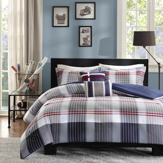 Intelligent Design Harper 5-piece Duvet Cover Set (2 options available)