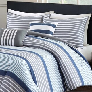 Intelligent Design Matteo 5-piece Comforter Set (2 options available)
