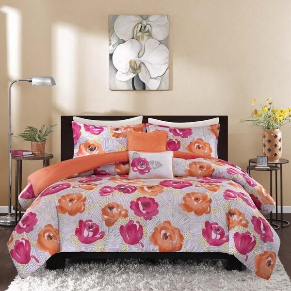 Intelligent Design Mila 5-piece Comforter Set