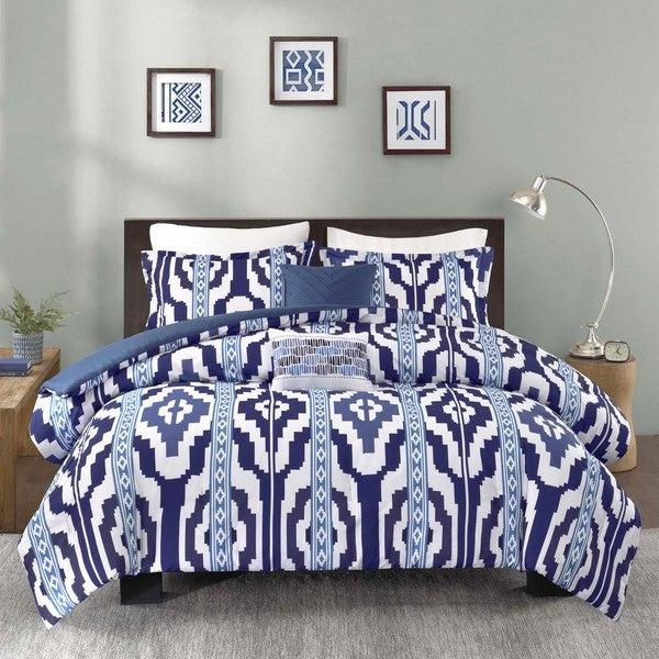 Intelligent Design Oasis 5-piece Comforter Set