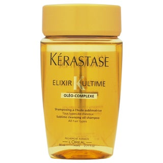 Kerastase Elixir K Ultime Sublime 2.71-ounce Cleansing Oil Shampoo
