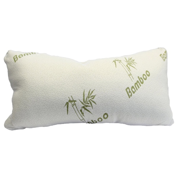 Rayon from Bamboo Magic Queen-size Memory Foam Pillow