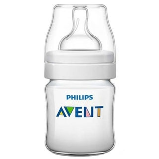 Philips Avent Classic Plus Polypropylene 4-ounce Bottle