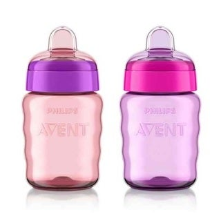 Philips Avent My Easy Sippy Spout 9-ounce Cup (Pack of 2)