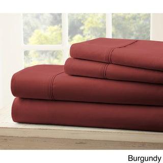 Merit Linens Ultra-soft 4-piece Bed Sheet Set