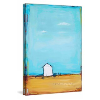 """Marmont Hill - """"Soul Happy"""" by Tori Campisi Painting Print on Canvas"""