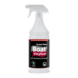 Vinylizer 32 oz. Non Toxic Streak Free Marine Vinyl Cleaner and Protectant
