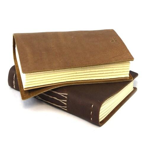 Lithyc Large Handmade Leather Journal