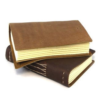 Lithyc Large Handmade Leather Journal