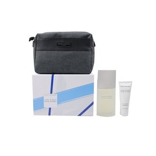Issey Miyake L'Eau d'Issey Men's 3-piece Gift Set