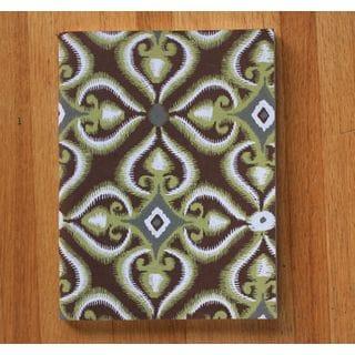 Green Graphic Handmade Journal (India)
