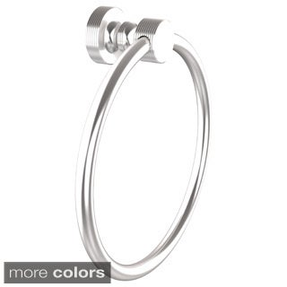 Allied Brass Foxtrot Collection Towel Ring