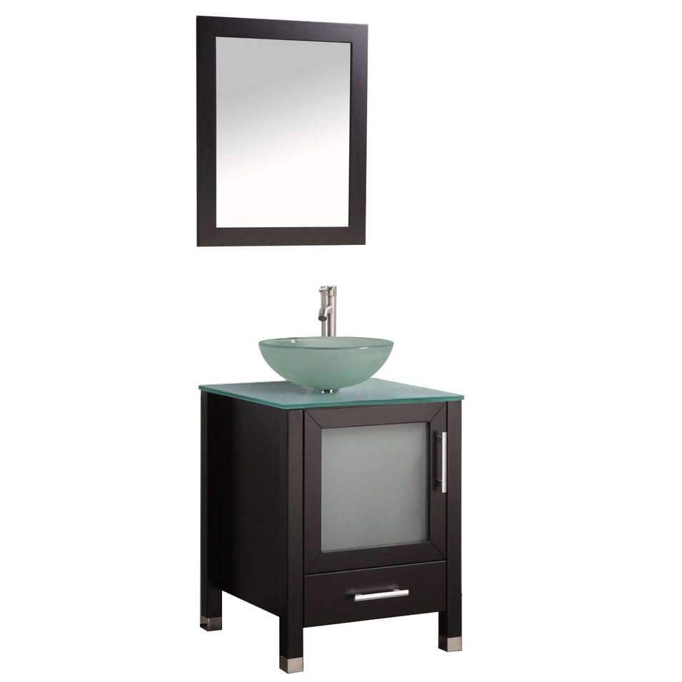 MTD Vanities Cuba 24 Inch Single Sink Bathroom