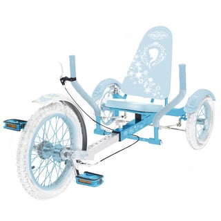 Mobo Triton Disney Frozen Ultimate Three Wheeled Youth Cruiser