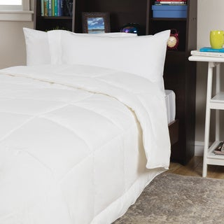 Lightweight Breathable Tencel Lyocell/Poly Blend Filled Comforter