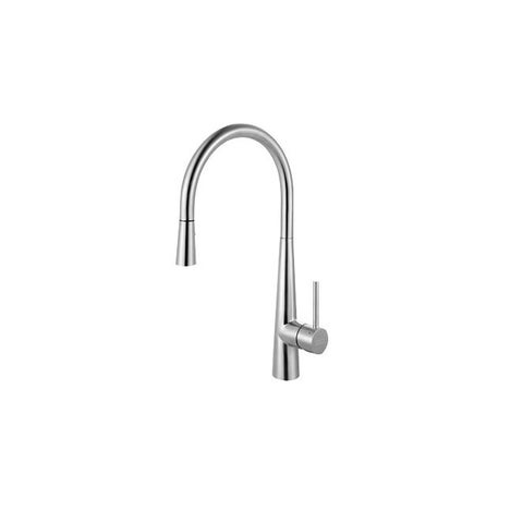 Franke Steel 1 Hole Pull Down - Stainless